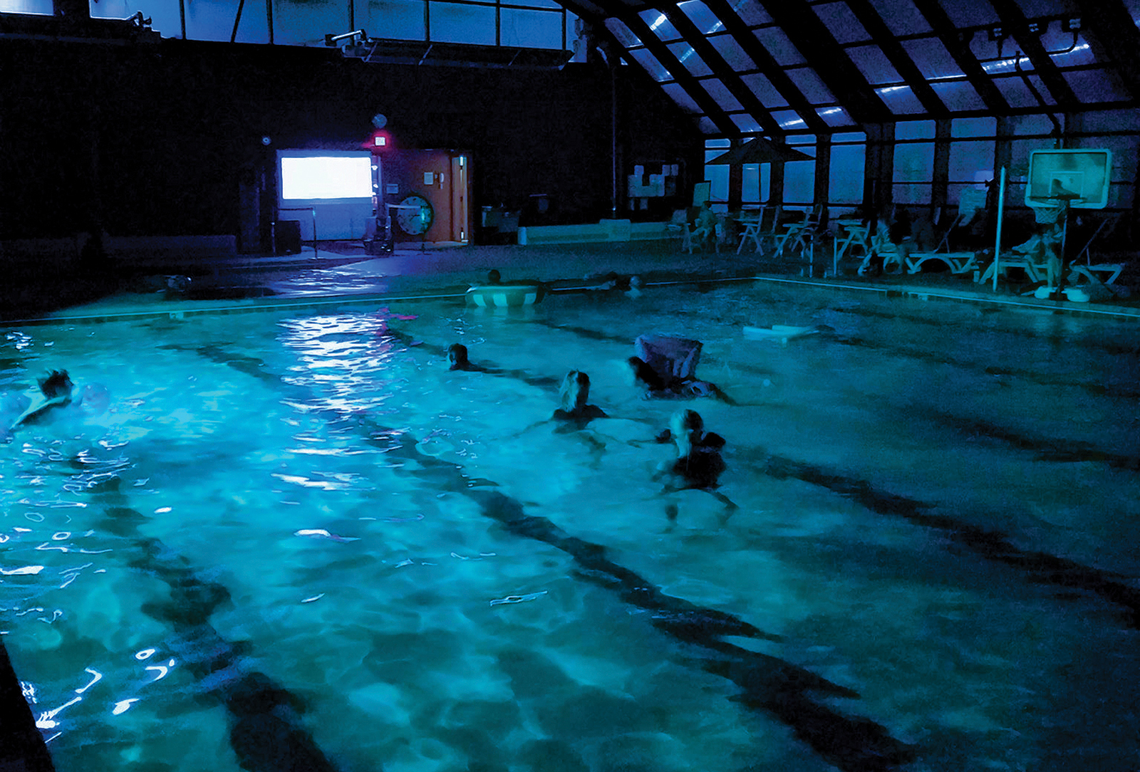 Dive In Movies at Highlands Rec Park